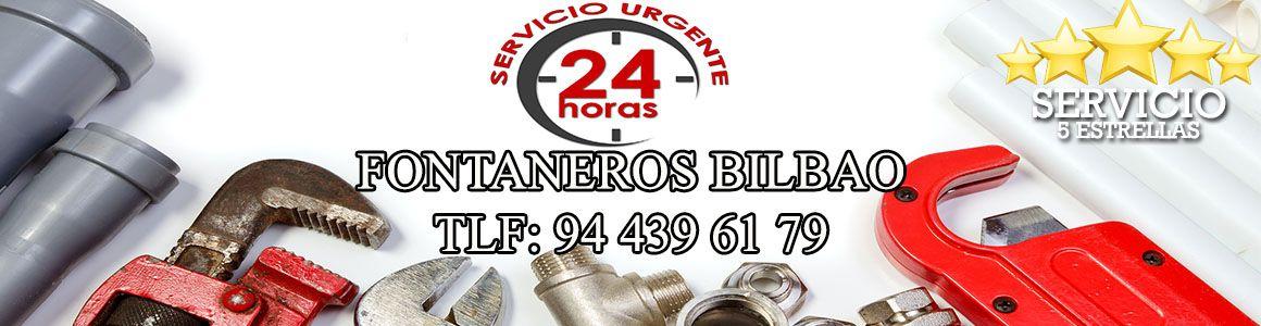 Fontaneros Bilbao